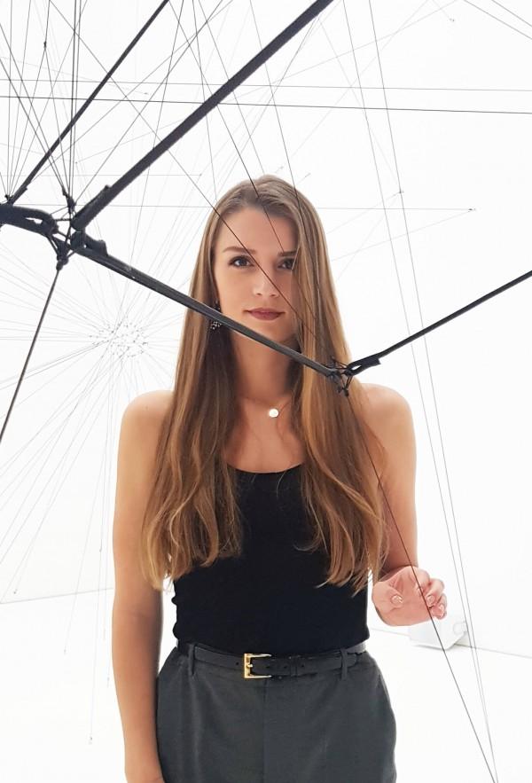 Porträt von Johanna